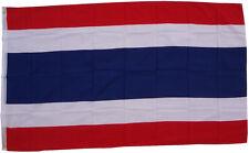 Bandera TAILANDIA 90 x 150cm con 2 OJETES DE METAL Alzada Thai