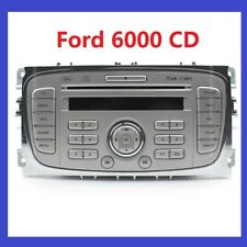 Ford 6000 CD Radio S Max  Mondeo Focus MK4 Galaxy Transit CD MP3 Player USB UK