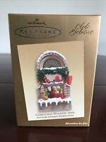 Hallmark Keepsake Ornament Club Exclusive Christmas Windows 2003 1st in Series