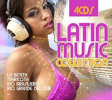 CD Latine Musique Collection d'Artistes divers 4CDs