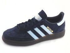ADIDAS Handball Spezial Shoes Navy Retro Gum Sole BD7633 Mens US 6 EU 38 2/3