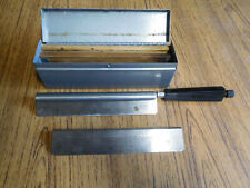 Vintage Lipshaw Microtome Knife Blades AA1047 ~ FREE SHIPPING~