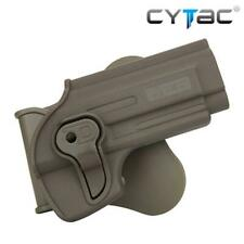 Etui Holster CYTAC pour type Beretta 92/92FS Droitier Dark Earth