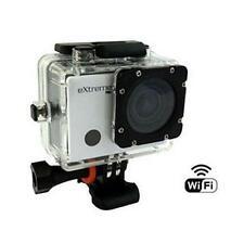 Azione Fotocamera AC53 EXTREME PLUS Full HD 170 Degree LENS Fotocamera ARGENTO-NUOVA