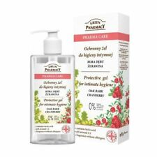Green Pharmacy Natural Intimate Hygiene Soothing Gel Oak Bark Sage 300ml