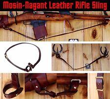 Mosin Nagant Leather Rifle Sling