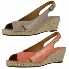 Clarks Buckle Wedge Sandals & Flip Flops for Women