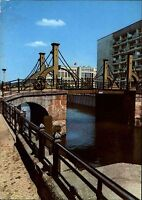 BERLIN Ost Hauptstadt der DDR AK Jungfernbrücke Bridge Pont Brücke ca. 1975