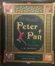 Annotated Peter Pan (CENTENNIAL ED) | J. M. Barrie | BRAND NEW | **FREE Ship!**