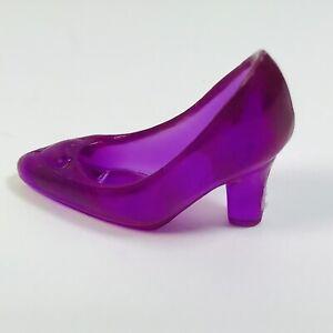 Pretty Pretty Princess Cinderella Game Purple Replacement Shoe