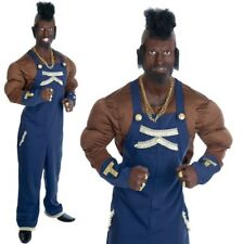 Fun Shack Adult Mr T 80s Mercenary Costume - Large