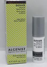 Algenist Elevate Advanced Alguronic Acid Retinol Serum Vegan 5ml Mini Size BNIB