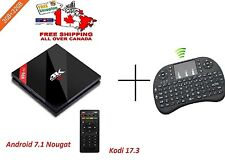 H96 PRO PLUS + Full Keyboard Android 7.1 TV BOX S912 3 GB ram 32 GB Kypton 17.3