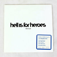 Hell Is For Heroes - Retreat - music cd ep