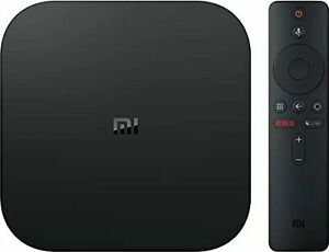 Xiaomi Mi Box S TV Box 4K Ultra HD Media Player YouTube Netflix Chrome Cast Goog