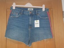 New look shorts size 14 denim