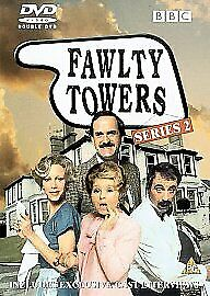 Fawlty Towers Series 2 DVD (2001)  NEW SEALED