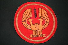 SUPERB CBI FLYING TIGERS PEACOCK SQUADRON PATCH AAF A2 JACKET ARMY AIR FORCE