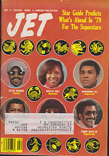 JET MAGAZINE JANUARY 11, 1979 *WHAT'S AHEAD FOR THE STARS IN 1979*