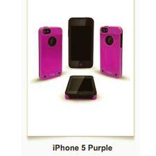 myStyle Cases iPhone 5 5s policarbonate aluminum premium dual layer screen
