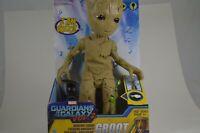 "Hasbro Marvel Guardians Of The Galaxy VOL.2 Groot Dancing Figure NIB 11"" 2C2"