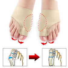 2Pcs Big Bone Orthopedic Bunion Correction Hallux Valgus Braces Toes Separator
