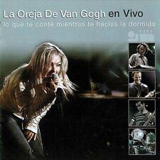 LA OREJA DE VAN GOGH - LA OREJA DE VAN GOGH EN DIRECTO CD+DVD [CD]