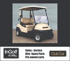 2014 Club Car Precedent Electric Golf Cart Golf Buggy New Batteries