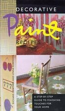 Decorative Paint Recipes A Step-by-Step Guide to Finishing Touches for Your Home