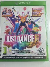 Just Dance 2019 Jeu Vidéo XBOX ONE état neuf jamais servi