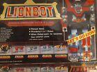 Lionbot 1980 Die Cast Taiwan Version Action Figure Voltron with box Vintage Toy