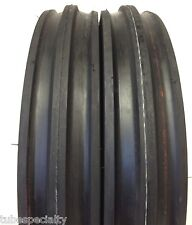 400x12,400-12,4.00x12,4.00-12 Tractor front 3 Rib Tractor Tires with Tubes