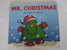 Mr Men Mr Christmas Book Roger Hargreaves
