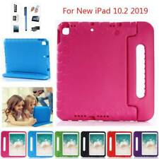 For iPad 10.2 2019 7th Gen Kids Children Shockproof Foam Tough Rubber Case Cover