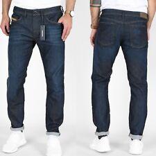 Neu Diesel Herren Skinny Fit Jeans SLEENKER - Indigo-blau W32 L32 UVP* 159€