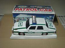 1993 HESS TOY TRUCK PATROL CAR IN BOX