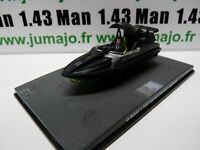 JB82E voiture 1/43 IXO 007 JAMES BOND : Q Boat The world is not enough