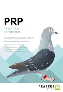 Frazers PRP Respiratory300g Racing Pigeon Poultry
