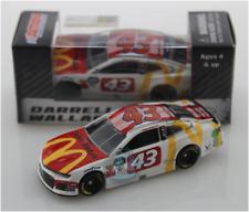 NASCAR 2019 DARRELL WALLACE JR #43 MCDONALDS TEAM BACON 1/64 CAR