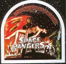 neil merryweather -space rangers  - new LP-release