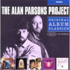 THE ALAN PARSONS PROJECT - ORIGINAL ALBUM CLASSICS 5 CD INTERNATIONAL POP NEUF