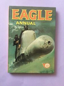 The EAGLE Annual Hardcover 1972 Comic Vintage Bronze Age
