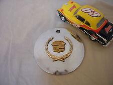 Cadillac Custom Chrome Gold Vogue Wheel Center Cap # MH-1049