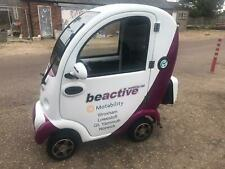 SCOOTERPAC CABIN CAR MK2 PLUS - HEATER - CAMERA - MOBILITY SCOOTER
