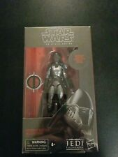 Star Wars Black Series Second Sister Inquisitor Carbonized
