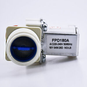 For Samsung FPD180A Automatic Washing Machine Inlet Valve Water Solenoid Valve
