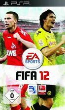 Sony PSP / Playstation Portable Spiel - FIFA 12 mit OVP