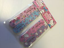 Sanrio-Hello-Kitty-My-Melody-Nail-File-Buffer-From-Japan-2set