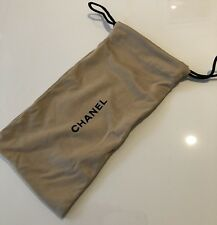 Chanel Soft Glasses Case - Beige