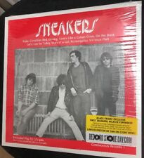 Sneakers 10inch Clear Vinyl Brand New, Sealed Record Store Day Vinyl 33rpm